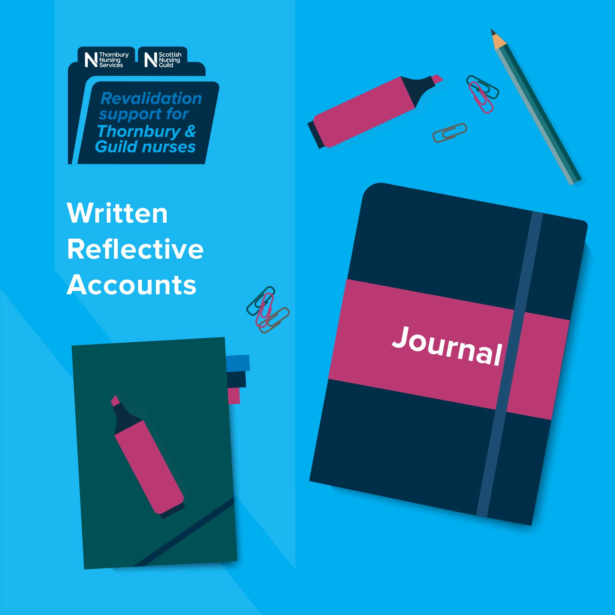 Written reflective accounts - revalidation support