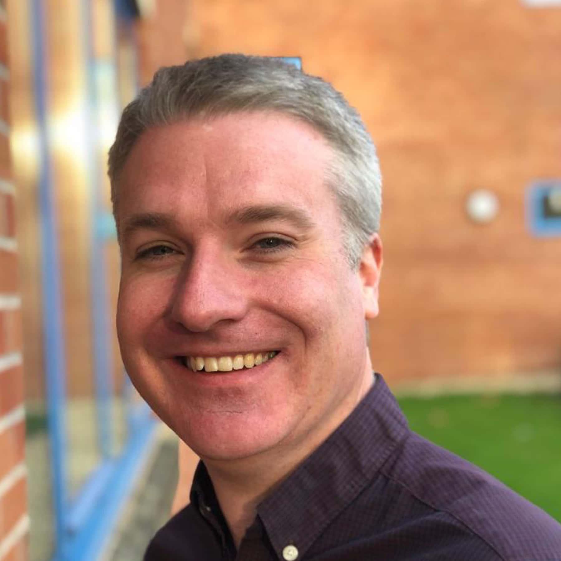 James - Commercial Director, UK
