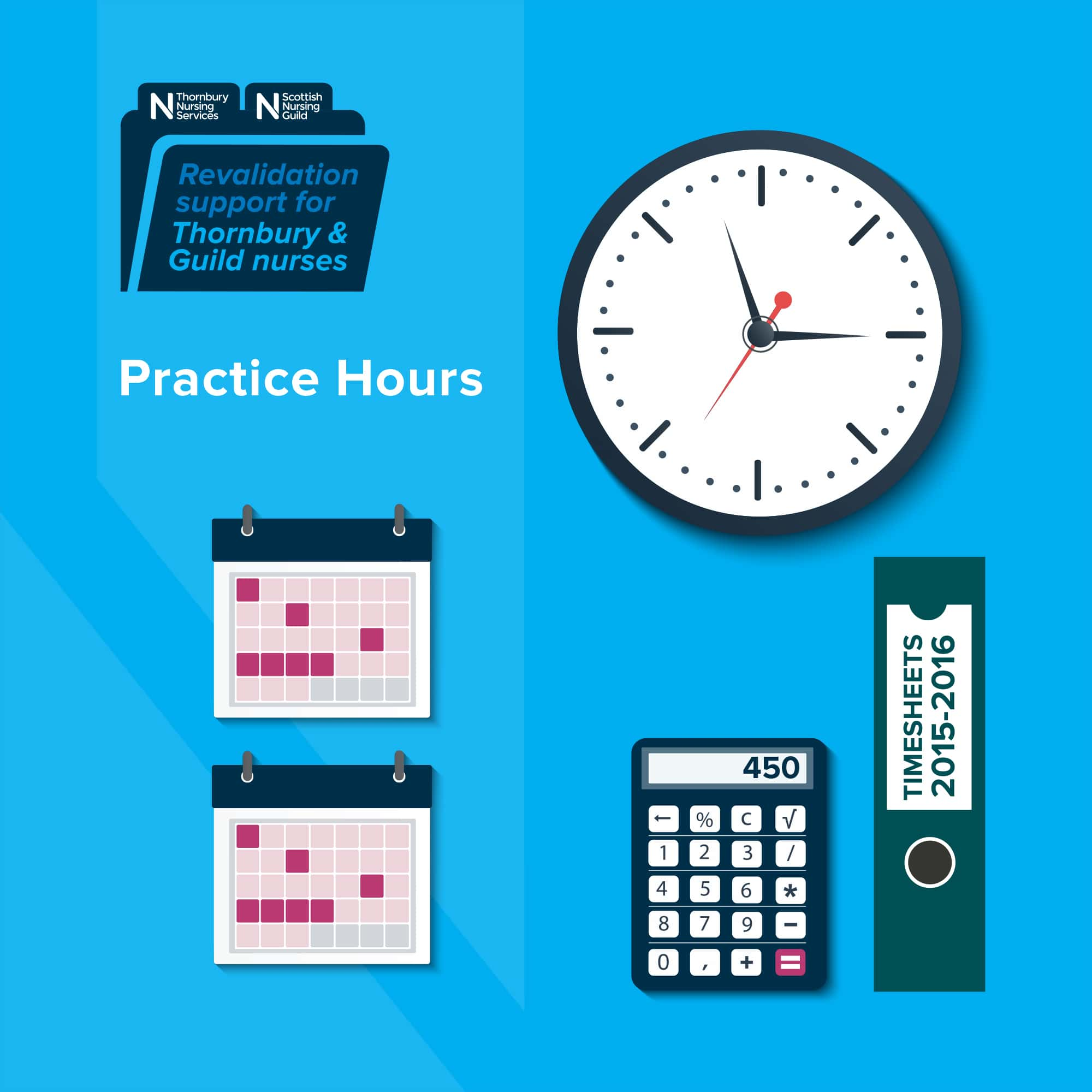 Practice hours - revalidation support