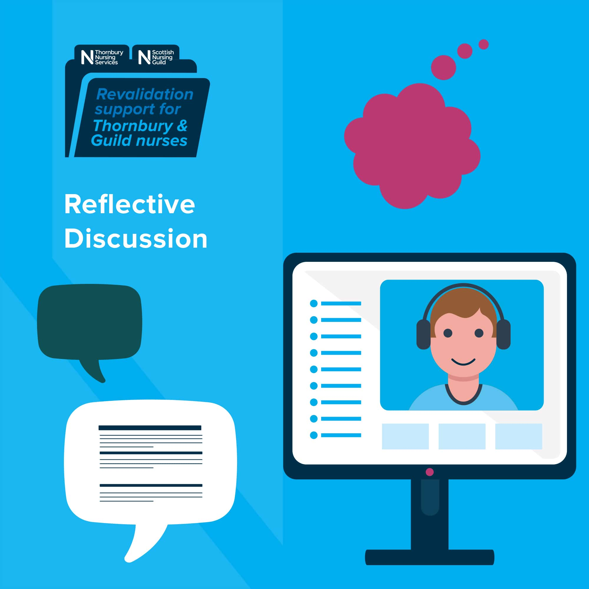 Reflective discussion - revalidation support